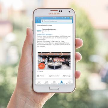 TOURNUS EQUIPEMENT - Rédaction newsletter Industrie